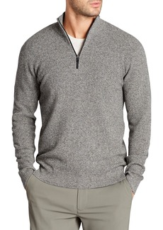 Bonobos The Knockdown Quarter Zip Pullover