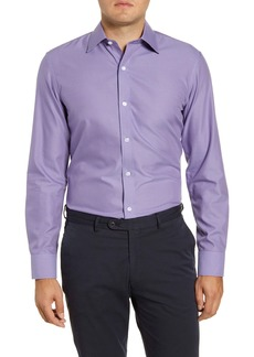 Bonobos Trim Fit Check Dress Shirt