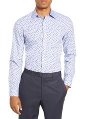 Bonobos Slim Fit Floral Dress Shirt