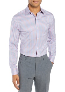 Bonobos Slim Fit Stretch Check Dress Shirt