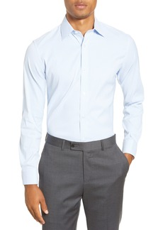 Bonobos Slim Fit Stretch Performance Stripe Dress Shirt
