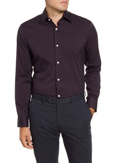 Bonobos Trim Fit Stripe Dress Shirt