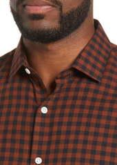 Bonobos Unbutton Check Button-Up Sport Shirt
