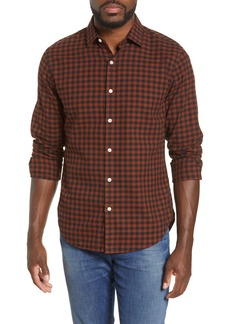 Bonobos Unbutton Check Button-Up Sport Shirt