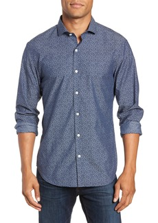 Bonobos Unbutton Down Slim Fit Sport Shirt