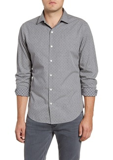 Bonobos Unbutton Slim Fit Dobby Button-Up Shirt