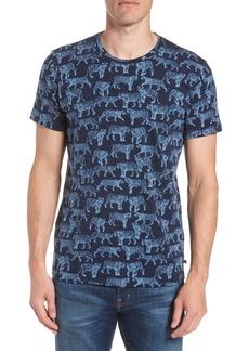 Bonobos Viva Le Tigre Slim Fit T-Shirt