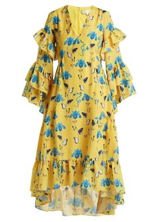 Borgo De Nor Luna floral dress
