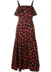 Borgo de Nor Florence tiered maxi dress