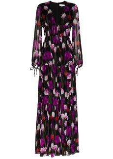 Borgo de Nor Freya tiered maxi dress