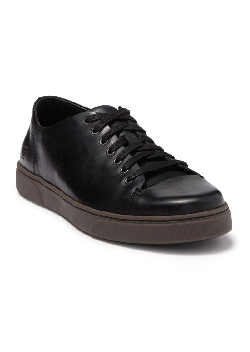 Born Bayne Cap Toe Leather Sneaker