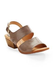 Born Ahna Buckle Sandals