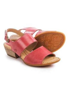 Born Ahna Sandals - Leather (For Women)