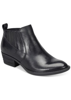 Born Beebe Booties Women's Shoes
