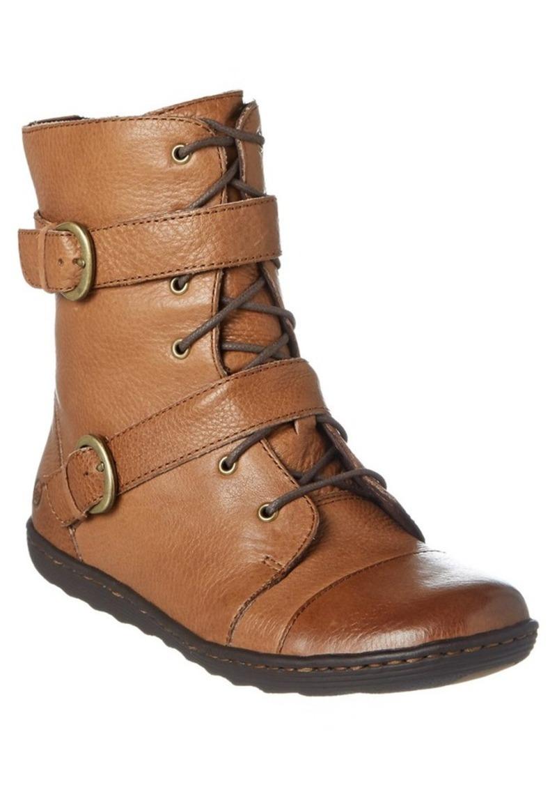 Born Born Calina Leather Bootie