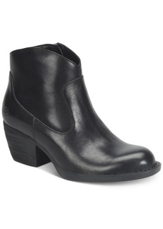 Born Carmel Booties, Created for Macy's Women's Shoes