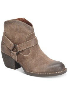 Born Carmel Harness Booties, Created for Macy's Women's Shoes