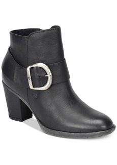 Born Cille Booties Women's Shoes