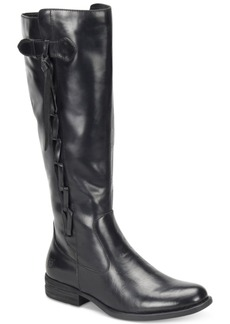 Born Cook Riding Boots Women's Shoes