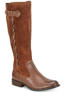 Born Cook Wide-Calf Tall Boots Women's Shoes