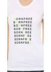 Born Free Tee