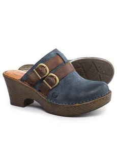 Born Laura Clogs - Leather (For Women)