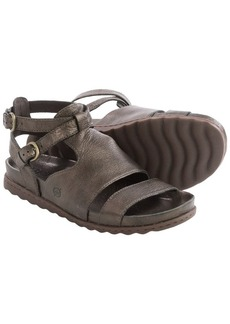 Born Lyla Leather Sandals (For Women)