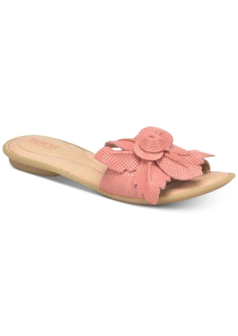 4e1847638903 SALE! Born Born Mai Flat Sandals Women s Shoes