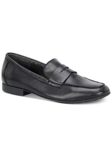 Born Men's Dave Penny Moc-Toe Slip-On Loafers Men's Shoes