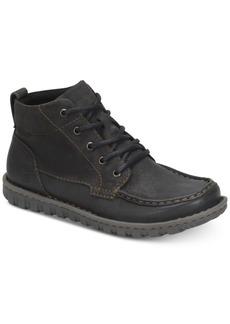 Born Men's Gilden Moc-Toe Leather Boots Men's Shoes