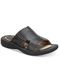 Born Men's Jared Open-Toe Slide Sandals Men's Shoes