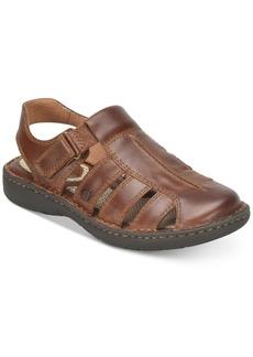 Born Men's Justice Closed-Toe Fisherman Sandals Men's Shoes