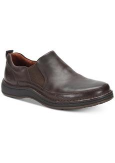 Born Men's Kent Double Gore Leather Slip-Ons Men's Shoes