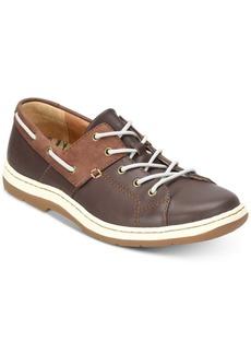 Born Men's Marina 5-Eye Sport Boat Shoes Men's Shoes