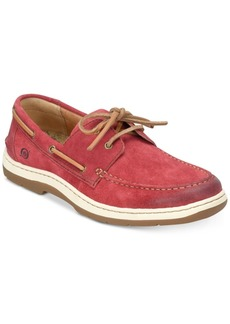 Born Men's Ocean 2-Eye Distressed Boat Shoes Men's Shoes