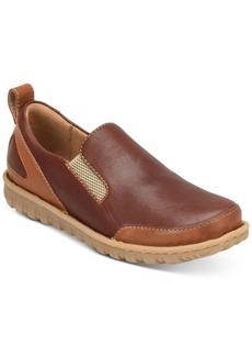 Born Men's Pepper Double Gore Slip-On Loafers Men's Shoes