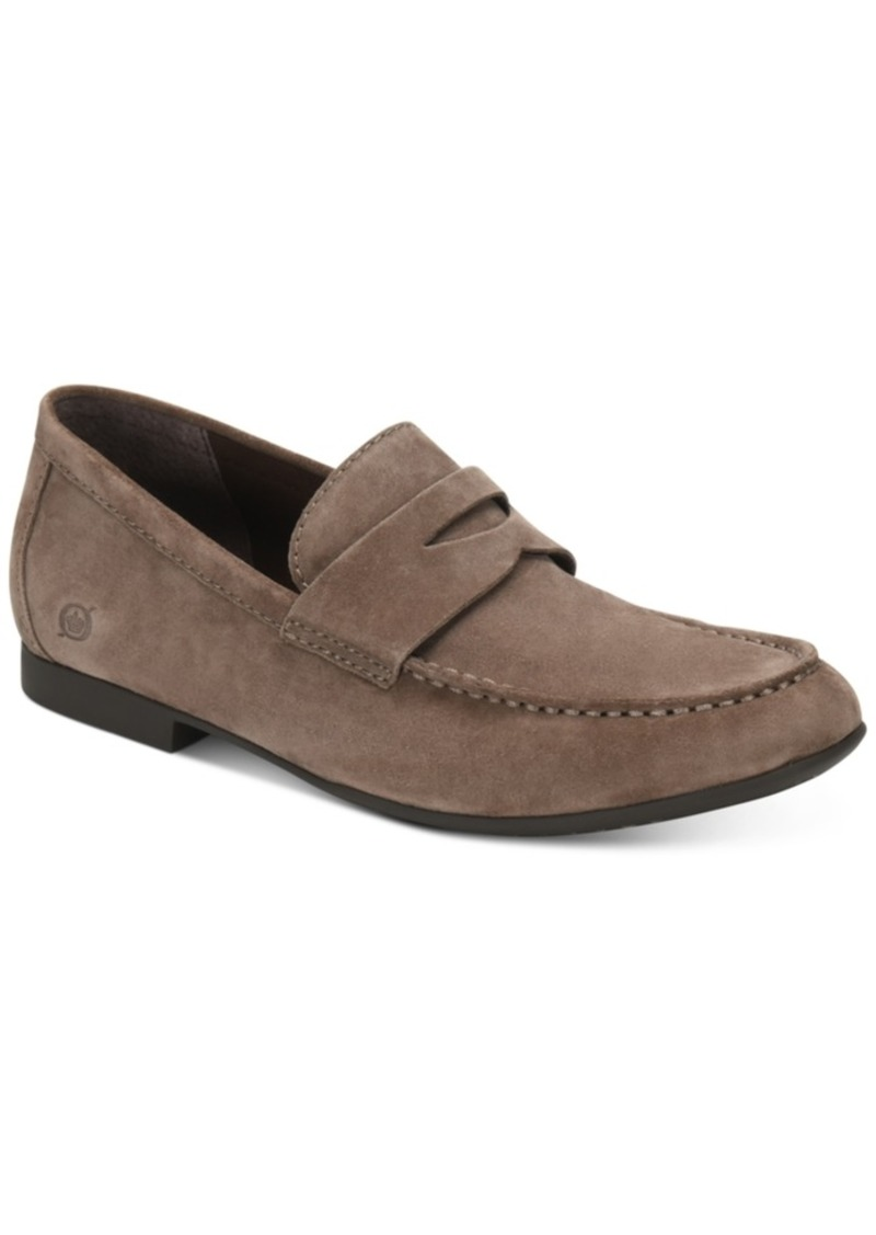 Born Men's Roland Dress Casual Penny Loafers Men's Shoes