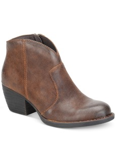Born Michel Booties Women's Shoes