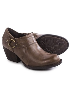 Born Peck Leather Shoes - Slip-Ons (For Women)