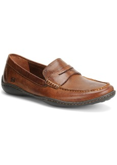 Born Simon Moc Toe Driver Men's Shoes