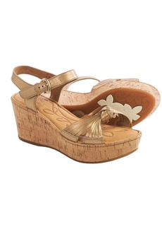 Born Skye Wedge Sandals - Leather (For Women)
