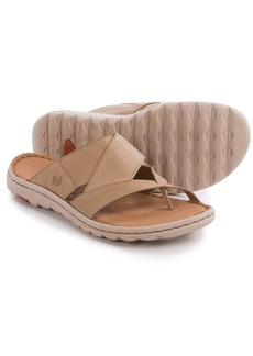 Born Sorja Sandals - Nubuck (For Women)