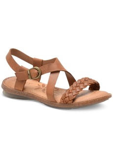 Born Tarma Flat Sandals Women's Shoes