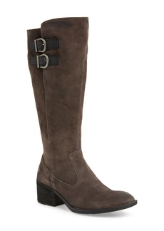 Born Børn Basil Knee High Boot (Women) (Wide Calf)