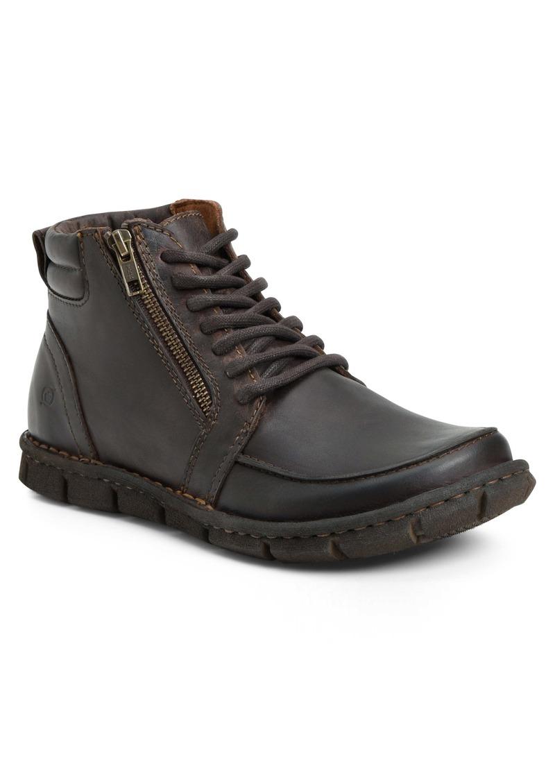 Born Børn Berkel Moc Toe Boot (Men)