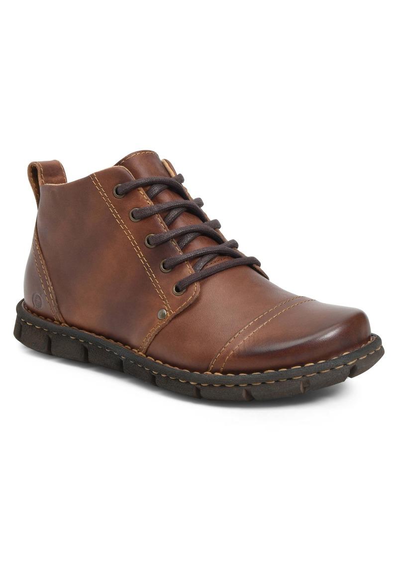 Born Børn Boulder Cap Toe Boot (Men)
