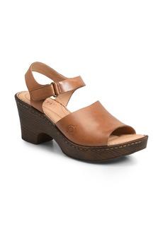 Born Børn Canna Platform Sandal (Women)