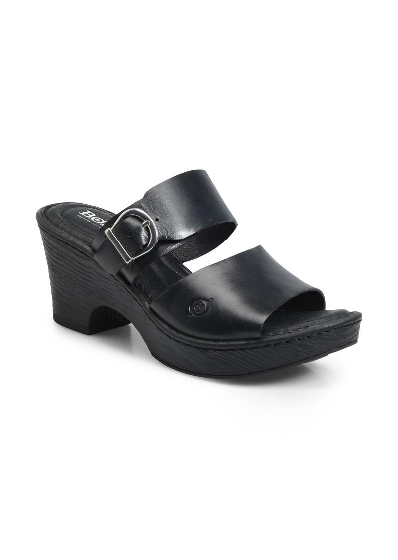 6796eccaee4b Born Børn Carrabelle Platform Sandal (Women)