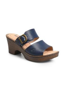 Born Børn Carrabelle Platform Sandal (Women)