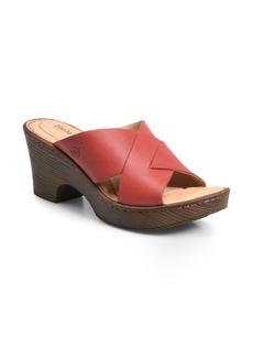 Born Børn Coney Platform Sandal (Women)